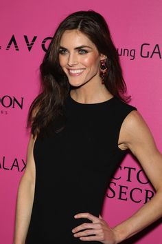 Hilary Rhoda flashes that priceless smile.
