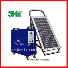Sustentabilidade Energética Solar Termosolar e Eólica : Sistema Fotovoltaico ~ Energia Solar móvel