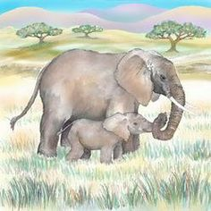 African Elephant Decorative Ceramic Wall Art Tile 8x8 by CCWT. $29.99. Back corking can be removed for wall installation. Raised Relief Wall Art. Hang on the wall with the attached hook. Vibrant colors that will never fade. Use in a backsplash. Beautiful High Gloss Raised-Relief, Hand-Painted Tile. Each Tile has a cork back and hanger. Great as a coaster or wall hanging. These tiles look great in a kitchen, bath, or even a child's room. Great Gift Item!