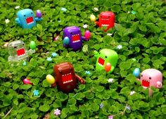 Domo Kun eggds by LinikerCosta on Flickr