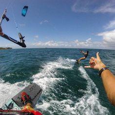 Tona Kiteboarding Day Today