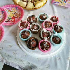 Da Mamma a Mamma.: Ricetta Muffin cioccolato e fragole senza uova
