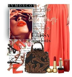 """""""SVMoscow 8/20"""" by mell-2405 ❤ liked on Polyvore featuring A.F. Vandevorst, Simone Rocha, Maison Margiela and Cartier"""