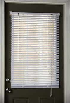 Magnetic Window Blinds