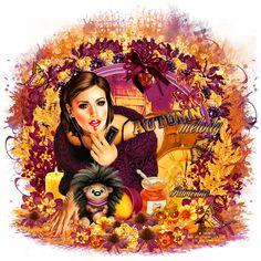 Adrienne´s Designs: Autumn Melody/Autumn Lady