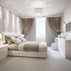 Очень важно правильно разместить мебель в комнате и использовать предметы декора. Если позволит форма помещения, то мебель можно установить по центру. Это обеспечит создание зрительного функционального барьера.