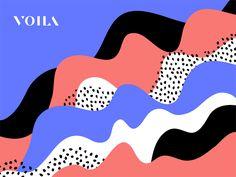 voila by Seth Nickerson #Design Popular #Dribbble #shots