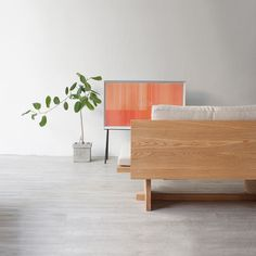 Blank Daybed Sofa by Cho Hyung Suk