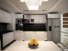extraordinary How To Get Contemporary Small Kitchen Design