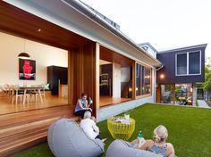 The Terraced House