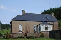 Glenshesk Schoolhouse Glenshesk, Ballycastle, Co Antrim, Northern Ireland. Holiday, travel, explore, relax, countryside, views, golf, fishing, tennis, beach.