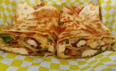 "#Food @lowtidefoodtruck  Pictured here--- The Rhino Chaser  A quesadilla loaded with chicken green peppers onions our homemade pico de gallo and shredded cheese blend.  It's huge and loaded into a 12"" tortilla!  Im getting hungry just typing! See you soon Low Tiders!  #lowtidefoodtruck #foodtruck #staugustine #vilanobeach #local #fresh #breakfast #lunch #futchspowerdepot #stalocal #staugsocial #travel #staugfoodies #flaglercollege #fsdb #supportlocalbusiness #staugustinebuzz #904happyhour"