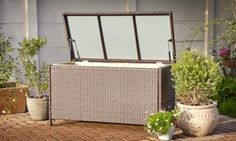 Outdoor Garden Storage Ottoman for R1 699 Including Delivery (23% Off)