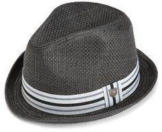 Peter Grimm Men's Depp Fedora Hat, Black, Small/Medium Peter Grimm http://www.amazon.com/dp/B004RLHY9S/ref=cm_sw_r_pi_dp_QscYub1WGWRCP