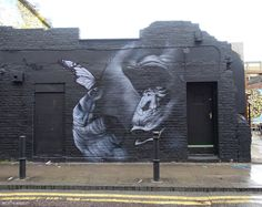 https://flic.kr/p/21Ev4Yh | Trafik Grafics |                            Londres You can find this wall here: