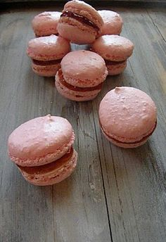 Martha Stewart's macaron recipe with a great step by step tutorial.  A good note is in the comments section too.