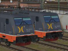 BR 441 Hectorrail