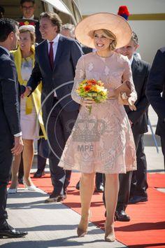 Staatsbezoek Italië en Vaticaanstad - dag 1 | ModekoninginMaxima.nl