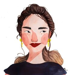 Pin by janella elaine linsangan on illustration artists in 2019 рисунки, ак People Illustration, Illustration Girl, Illustration Artists, Character Illustration, Digital Illustration, Illustration Fashion, Fashion Illustrations, Portrait Sketches, Portrait Illustration