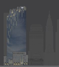 W and Element Philadelphia Hotel | Press |The Lighting Practice