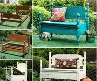 How To Turn A Bed Into A Bench