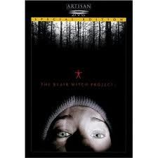blair witch project scared the crap outta me!