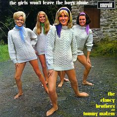 So is this a picture of the Clancy Brothers???