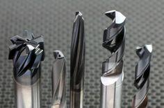 An array of OSG composite tooling. © OSG Corporation