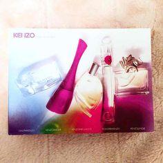 メルカリ商品: 再値下げしました!KENZO 香水set #メルカリ