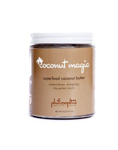 Cacao Magic Superfood Coconut Butter   Philosophie