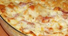 Το φαγητό της τεμπέλας… όετοιμάστε ένα νόστιμο, γευστικό και γρήγορο φαγάκι για όλη την οικογένεια χωρίς πολύ κόπο. Τι χρειαζόμαστε: 1/2 κούπα βούτυρο 1/2 Greek Recipes, Real Food Recipes, Cooking Recipes, Baked Pasta Dishes, The Kitchen Food Network, Greek Dishes, How To Cook Pasta, Easy Cooking, Casserole Recipes