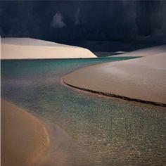 Parque Nacional dos Lençóis Maranhenses, Brazil, Michael Anderson