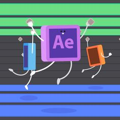 Adobe Live Day 2 & 3 Here's the final animation from adobelive.com After Effects live streams. Check out the Creative Cloud YouTube channel to see them all again. Thanks for watching!