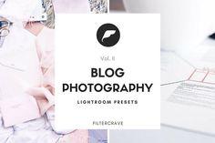 LR Presets Blog Photography Vol. II by Filtercrave on @creativemarket