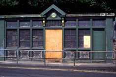 The former Polepark Tram Shelter on Lochee Road, Dundee - from just before its removal. Dundee City, Historical Pictures, Old Photos, Shelter, Scotland, Past, Scenery, Outdoor Decor, Retro