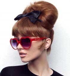 NOSTALGIA : la première collection de lunettes signée Lolita Lempicka