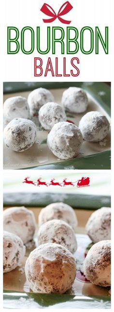 ... Bourbon Balls on Pinterest | Bourbon, Kentucky Derby and Rum Balls
