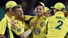 AUSTRALIA VS NEW ZEALAND 1ST ODI HIGHLIGHTS 2016 - CRICKET HIGHLIGHTS