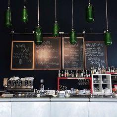 Cafe in Hangar Bicocca   Milano, Italy