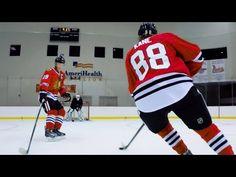 WATCH: Patrick Kane, Jonathan Toews go head-to-head in GoPro video - CBSSports.com