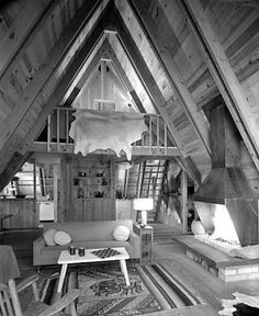 Image result for a-frame living