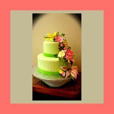 Wilton Course 4 Cake