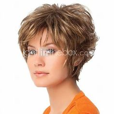 Gala by Eva Gabor Wigs - Wigs Short Hair With Layers, Short Hair Cuts For Women, Short Hairstyles For Women, Wig Hairstyles, Stylish Hairstyles, Amazing Hairstyles, Latest Hairstyles, Pretty Hairstyles, Short Layered Haircuts