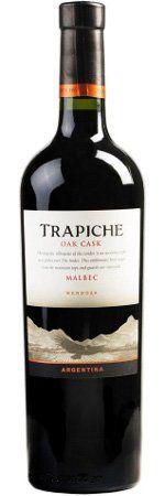 Trapiche Oak Cask Malbec 2012 | Wine.com