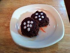 Kicked Up Chocolate Cookies