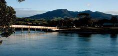The Domain & Karioi, Raglan, New Zealand