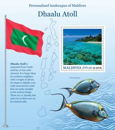 MLD16218b Maldives, Stamps, Landscape, Movie Posters, The Maldives, Seals, Film Poster, Popcorn Posters, Postage Stamps