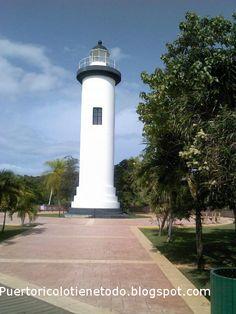 Puerto Rico lo tiene todo: Faro de Rincón en la isla de Puerto Rico