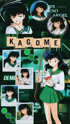 Inuyasha Funny, Inuyasha Fan Art, Kagome And Inuyasha, Kagome Higurashi, Sailor Moon Wallpaper, Anime Wallpaper Live, Animes Wallpapers, Cute Wallpapers, Inuyasha Cosplay