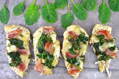 recipe image Recipe Images, Bruschetta, Vegetable Pizza, Sushi, Food And Drink, Lunch, Chicken, Vegetables, Ethnic Recipes